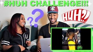 Ultimate HUH CHALLENGE Roasts Compilation #huhchallenge Reaction!!