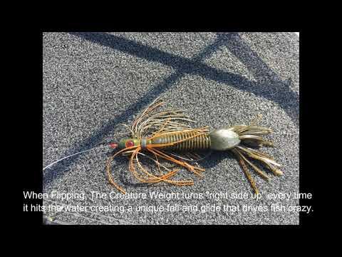 The Creature Weight from Jenko Fishing