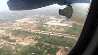 Approach & Landing of Starbow Airlines BAe 146 - Kotoka Int. Airport [HD] (Accra - 24/12/2011)