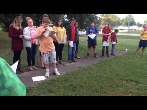 See you at the pole...Full Armor Christian Academy, Louisville, Illinois