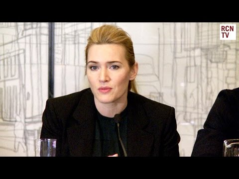 Kate Winslet Interview Triple 9