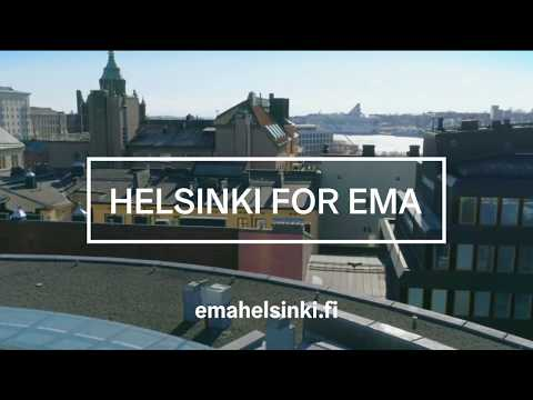 Why is Helsinki the best place for the EMA?