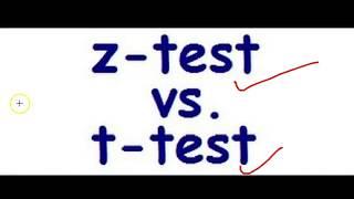 T TEST || Z TEST Business Statistics|| Full Explanation|| Ugcnet Commerce July 2018