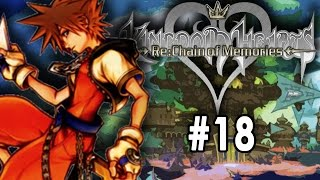 Kingdom Hearts - Re: Chain Of Memories [Playthrough Part 18] [It's A Promise] thumbnail