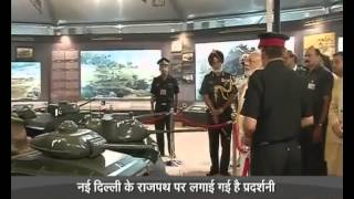 PM Modi at Shauryanjali, a commemorative exhibition on Golden Jubilee of 1965 war