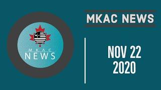 MKAC News - Nov 22 2020