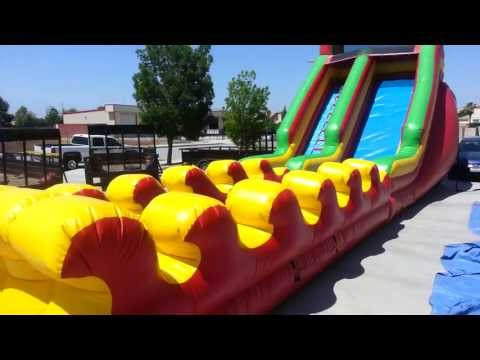 Thumbnail: Water Slide Rentals Inland Empire 951-823-9279