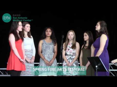 Upper School Concert Choir Basis San Antonio Medical Center 2016