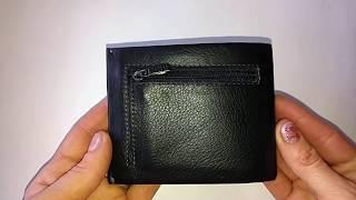 Мужской кожаный портмоне(, 2017-02-07T11:52:46.000Z)