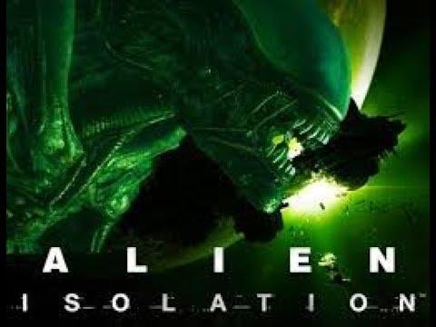 Alien Isolation (18+) Тест-Обзор #1  Окунёмся в старое добротное ЗЛО!!!(по прозьбам)