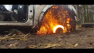 Bremse brennt