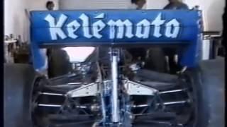 Jo Gartner erklärt den Turbomotor im Osella - 1984