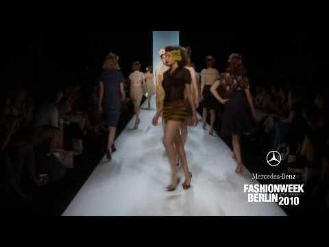 Lena Hoschek Fashion Show - BERLIN FASHION WEEK 2009