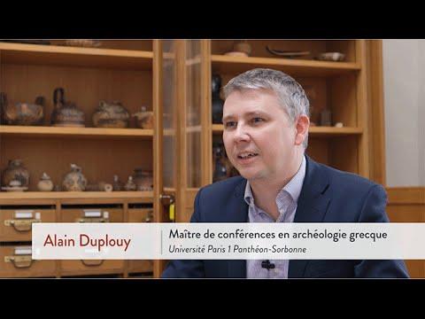 [Devenir Archéologue] L'archéologie des périodes historiques (Alain Duplouy)