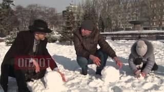 Snowman Donetsk markazi