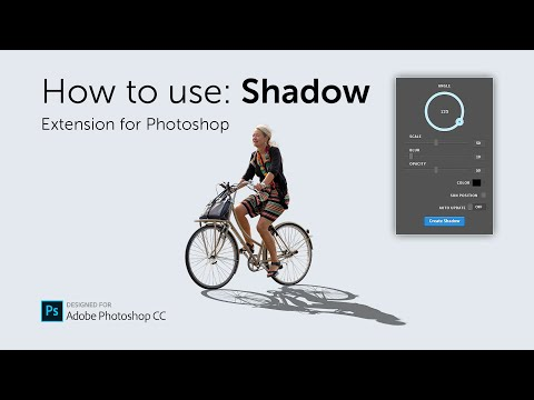 How To Use: Shadow (Photoshop Extension)
