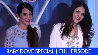 The Tara Sharma Show - Genelia Deshmukh | Baby Dove Special