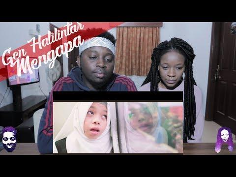 Gen Halilintar  Mengapa Official Music Video REACTION