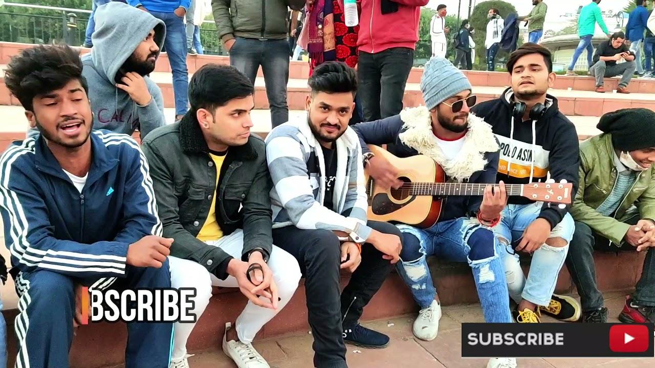 तित्त्लिया - Warga Wali Performace || With Arjun,Ritik,Abhishek,Ajay & Shivam || Apna TV Show - 2021