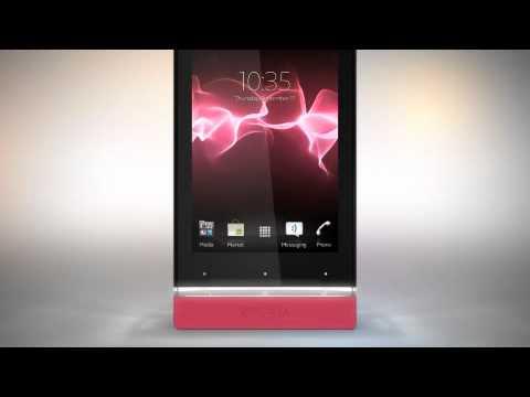Sony Xperia U - Promo