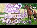 Buying a horse I DISLIKE & NEW Irish Cob?   Star Stable Updates