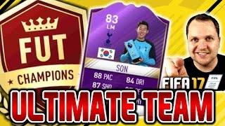 POTM SON 83 - Nicht aufgeben!! FIFA 17 Ultimate Team - Lets Play #08