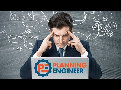 Professional Planning Engineer Workshop