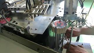 full automatic paper car air fresheners stringer machine TL LY8 U export for russian