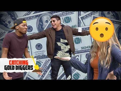 $1,000,000 Gold Digger Prank on Girlfriend!!!