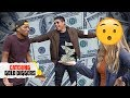 $1,000,000 Gold Digger Prank on Cheater Girlfriend!!! | 2018