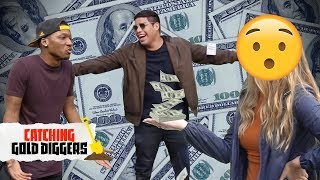 $1,000,000 Gold Digger Prank on Cheater Girlfriend!!! | 2018 thumbnail