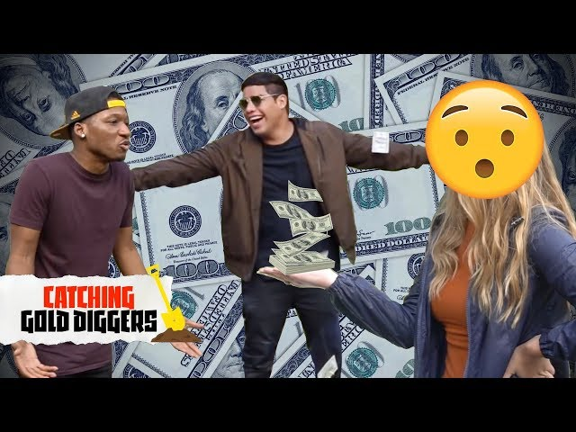 $1,000,000 Gold Digger Prank on Cheater Girlfriend!!! | 2018