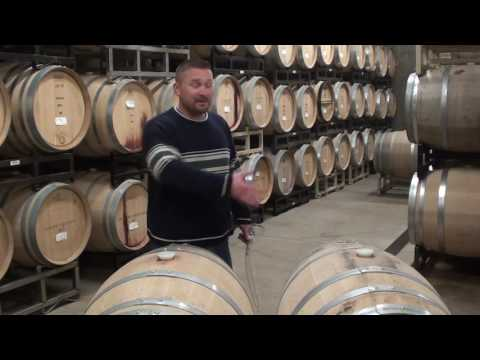 12.16.16 Dablon Vineyards - Wine tasting from the Barrel!