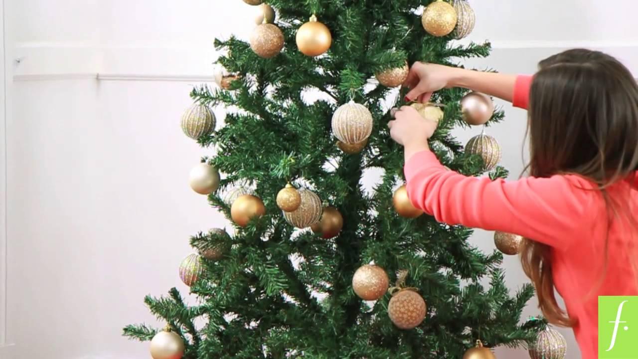Dco blog c mo armar el rbol de navidad youtube - Arboles de navidad ...