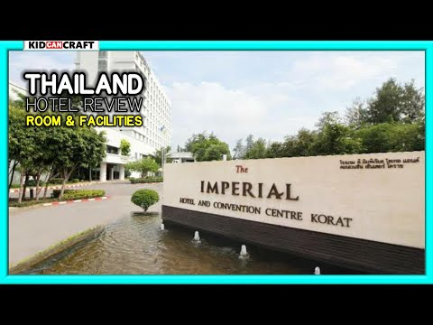 The imperial hotel and convention center korat  รีวิวห้องพัก 😀 Thailand hotel by DomefromThailand