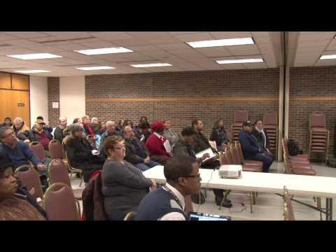Neighborhood Revitalization Strategy Area Meeting