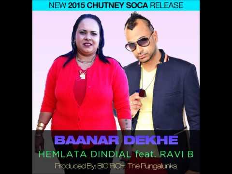 Hemlata Dindial feat. Ravi B- Baanar Dekhe