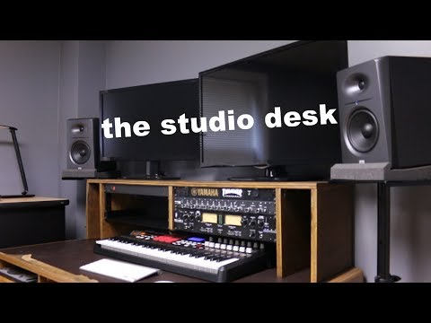 Setting up the Studio Desk
