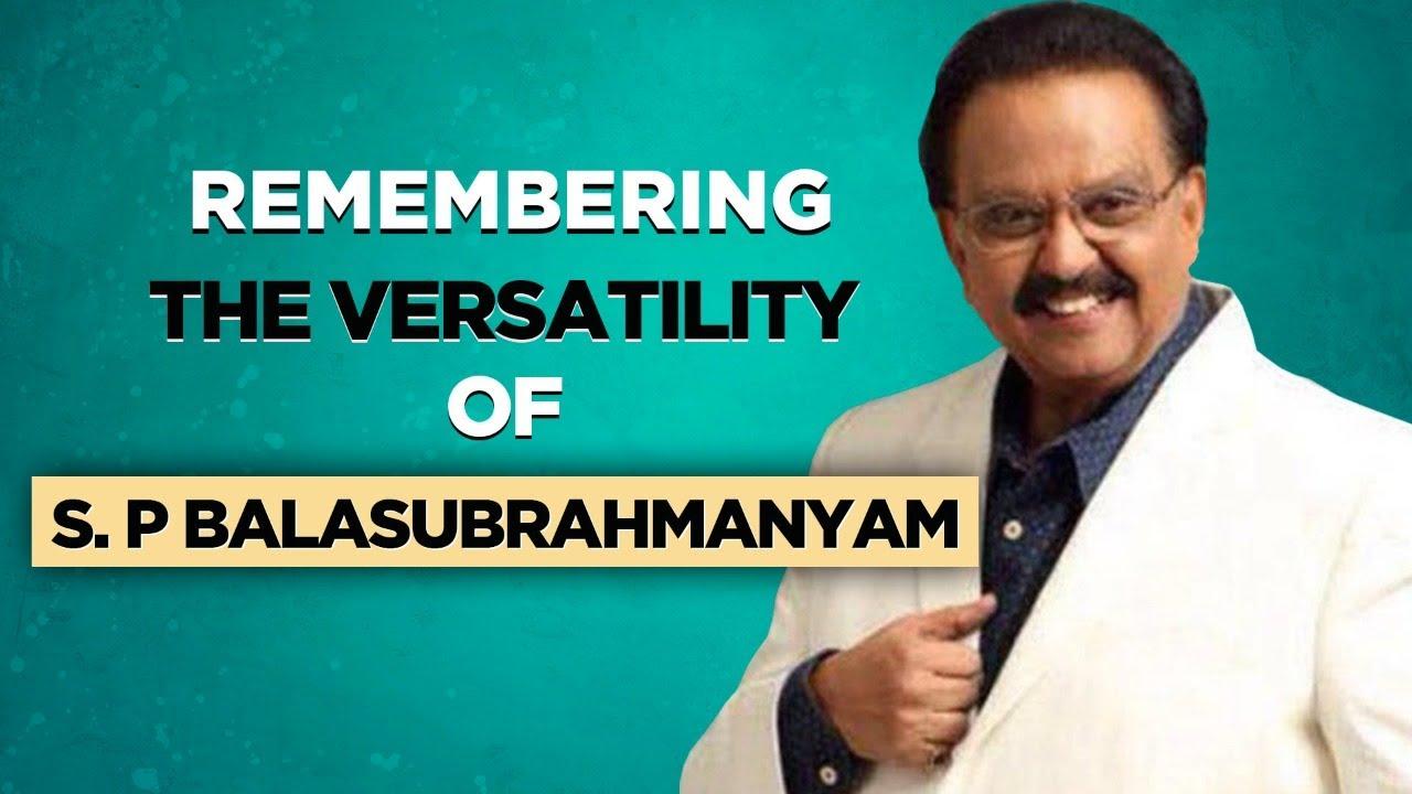 Legendary Singer SP Balasubrahmanyam Dies At 74, Confirms Son