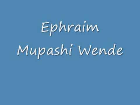 Ephraim Mupashi Wende