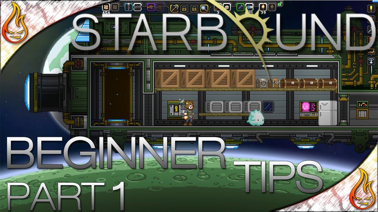 Starbound 1 0 Beginner Tips Part