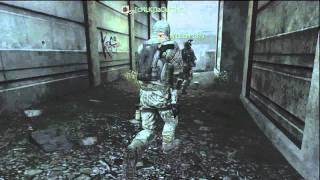 Mw3 JackYTAY Throwing Knife Across Interchange OMFG
