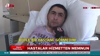 Cumhurbaşkanımızın Mersin Şehir Hastanesi hakkında görüşleri