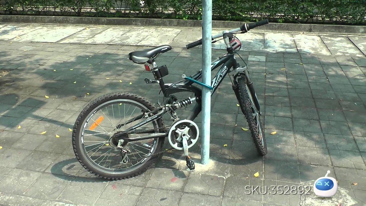 DX: YY-610 Electric Bike Bicycle Anti-theft Security Alarm ...