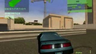 Knight Rider: The Game (PC, By Davilex) Playthrough Part 1/15