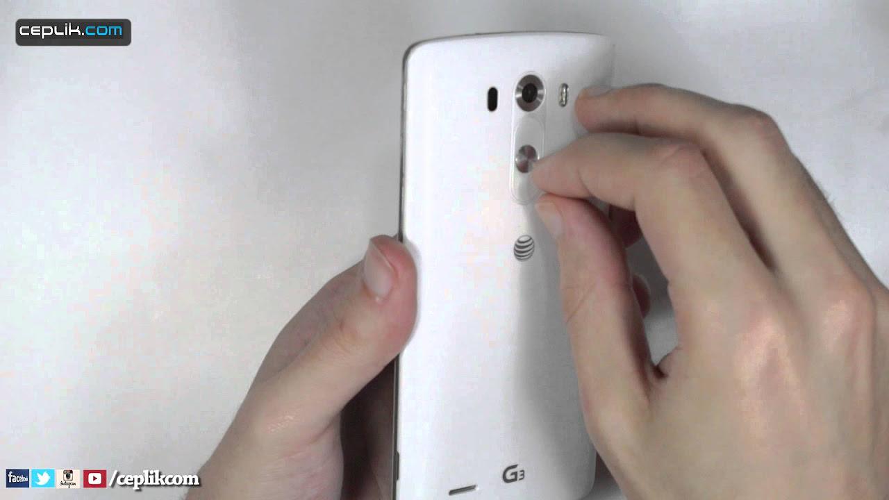 LG G3'e Nasıl Format Atılır?