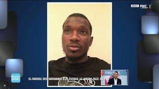 El Fardou Ben Nabouhane, attaquant de l'Étoile Rouge de Belgrade, estime que le PSG est prenable