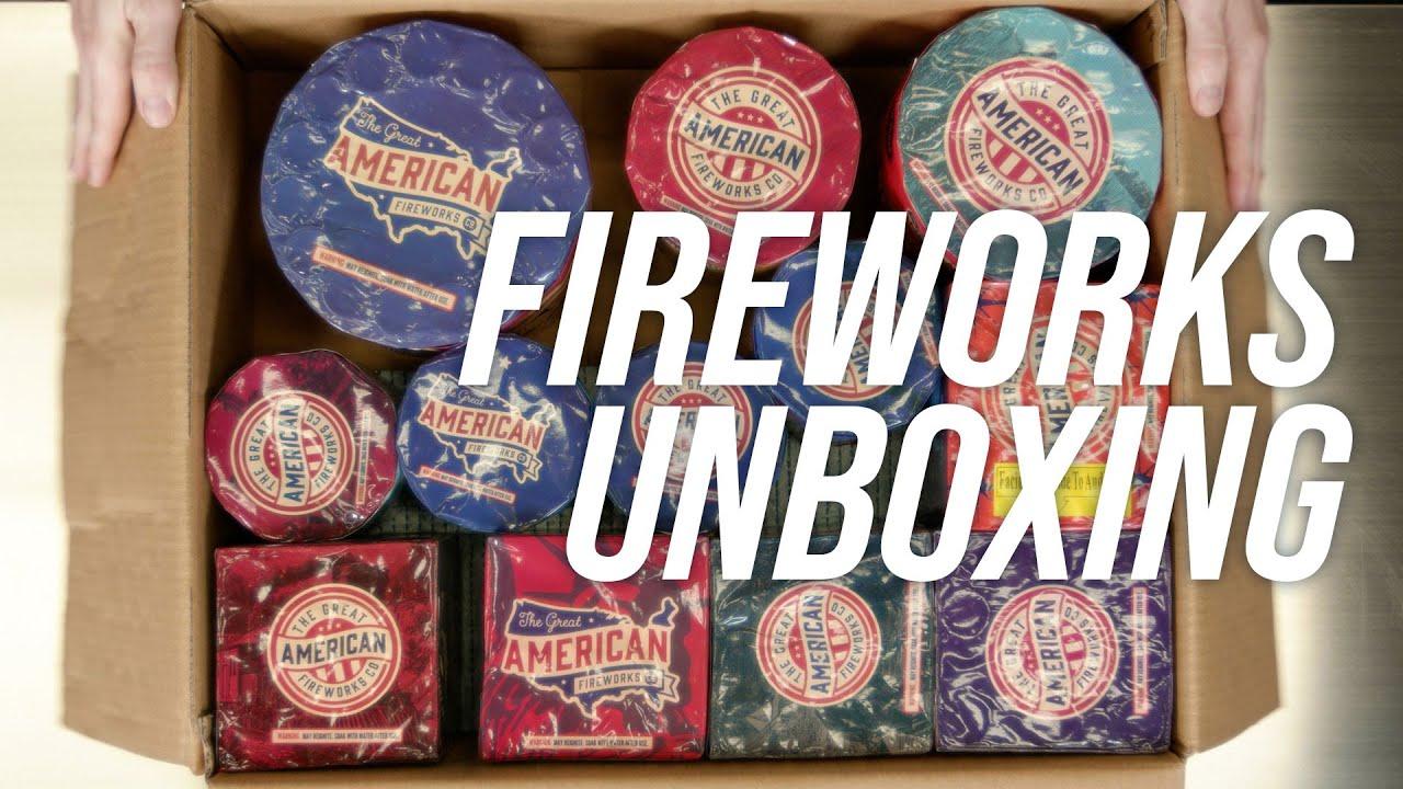 Fireworks Unboxing: Spirit of America Assortment | Superior Fireworks