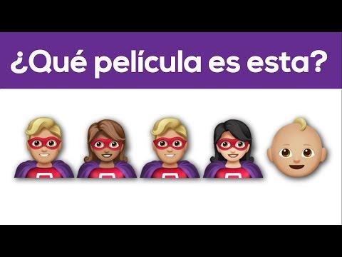¡Adivina la película con emojis 3!