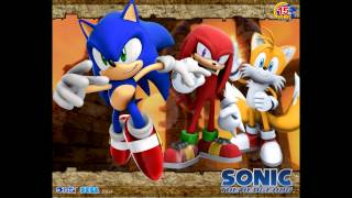 Sonic the Hedgehog (2006) - His World ~ Theme of Sonic~